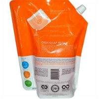 Method 01165 36Z Dish Soap 36oz. Refill Pouch - Clementine Pack Of 6