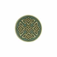 Maxpedition Celtic Cross Patch - Color - 1