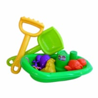 Sunshine Trading BP-91 Boat Sand Toy - 6 Piece Set