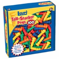 Patch Products 2439 Tall-Stacker Pegs - 100 Pack - 100
