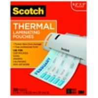 Scotch Letter Size Thermal Laminator Pouch - Pack 200 - 1