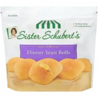 Sister Schubert's Dinner Yeast Rolls 10 Count
