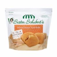 Sister Schubert's Wheat Dinner Yeast Rolls 10 count