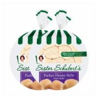 Sister Schbert's Parker House Style Yeast Rolls - 22 oz