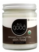 Elemental Herbs  All Good Organic Coconut Oil Skin Food Coconut