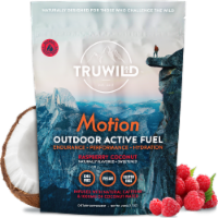 Motion - All Natural Pre Workout Powder Drink Mix for Men and Women - No Crash or Jitters - 1 unit
