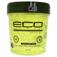 Eco Style Gel - Olive Oil by Ecoco for Unisex - 24 oz Gel