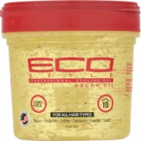 ECO Styler Argan Oil Max Hold 10 Professional Styling Gel - 16 fl oz