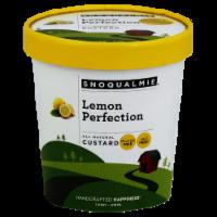 Snoqualmie Lemon Perfection Custard - 1 pt