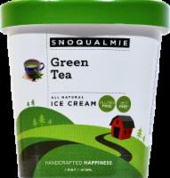 Snoqualmie Green Tea Ice Cream - 1 pt