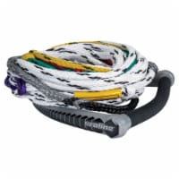 Connelly PROLINE Heavy-Duty 75' Easy-Up Waterski Rope w/Comfortable Grip Handle - 1 Unit