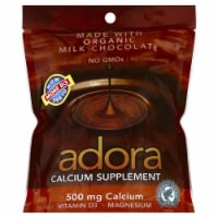Adora Milk Chocolate Calcium Supplement