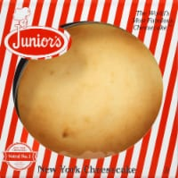 Junior's Original Plain Cheesecakes