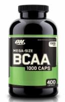 Optimum Nutrition  BCAA 1000 Caps - 1000 mg - 400 Capsules