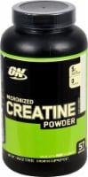 Optimum Nutrition  Micronized Creatine Powder   Unflavored - 57 Servings