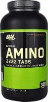 Optimum Nutrition  Superior Amino 2222 Tabs - 320 Tablets