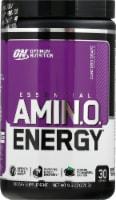 Optimum Nutrition  Essential AMIN.O Energy™   Concord Grape - 30 Servings