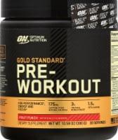 Optimum Nutrition Fruit Punch Gold Standard Pre-Workout Dietary Supplement - 10.58 oz