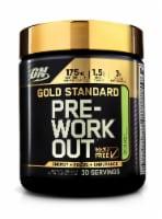 Optimum Nutrition  Gold Standard Pre-Workout   Green Apple