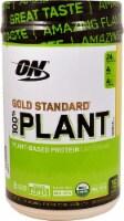 Optimum Nutrition  Gold Standard® 100% Plant Protein   Vanilla - 19 Servings