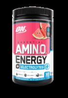 Optimum Nutrition Amino Energy + Electrolytes Watermelon Splash Dietary Supplement - 10.05 oz