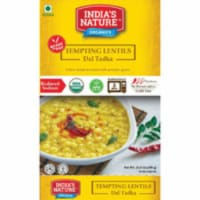India's Nature Ready To Eat Dal Tadaka Organic - 300 Gm - 1 unit