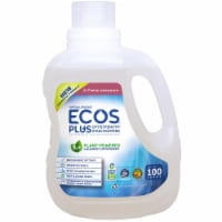 ECOS Hypoallergenic Laundry Detergent With Built-In Fabric Softener