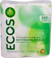 Earth Friendly ECOS 2-Ply Toilet Paper Fragrance Free