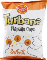 Turbana Plantian Chips Sweet