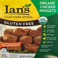 Ians Organic Gluten Free Chicken Nugget