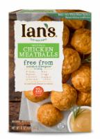 Ian's Original Chicken Meatballs - 16 oz