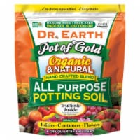 Dr. Earth® Pot of Gold All Purpose Potting Soil