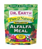Dr. Earth Pure & Natural Organic Alfalfa Meal Plant Food 3 lb.