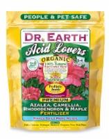 Dr. Earth® Acid Lovers Organic Premium Azalea Camellia Rhododendron & Maple Fertilizer