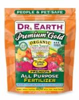 Dr. Earth® Premium Gold Organic All Purpose Fertilizer - 4 lb