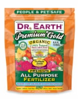 Dr. Earth® Premium Gold Organic All Purpose Fertilizer