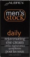 Aubrey  Men's Stock Daily Rejuvenating Eye Cream