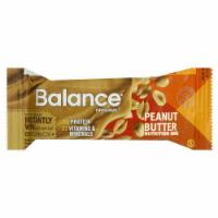 Balance Peanut Butter Nutrition Bar