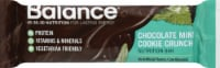 Balance Chocolate Mint Cookie Crunch Nutrition Bar