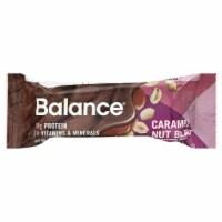 Balance Caramel Nut Blast Nutrition Bar