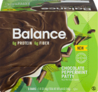 Balance Bar Gold Chocolate Mint Cookie Crunch