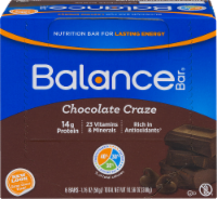 Balance Bar Chocolate Craze Bars
