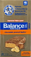Balance Bar Gold Chocolate Peanut Butter Bars