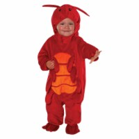 Lobster Happy Hoodie Toddler Costume, Size 3T-4T