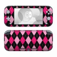 DecalGirl NSL-ARGYLESTYLE Nintendo Switch Lite Skin - Argyle Style - 1