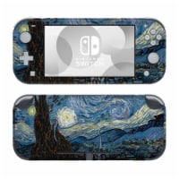 DecalGirl NSL-VG-SNIGHT Nintendo Switch Lite Skin - Starry Night - 1