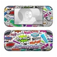 DecalGirl NSL-COMICS Nintendo Switch Lite Skin - Comics - 1