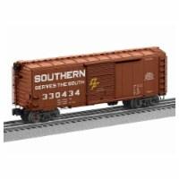 Lionel LNL1926660 O PS-1 Box Model Train with Freight Sound SOU No.330434 - 1
