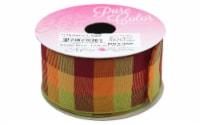 Morex Ribbon Autumn 1.5 x3yd Orange - 1