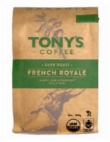 Tony's Coffee Organic French Royale Dark Roast Coffee